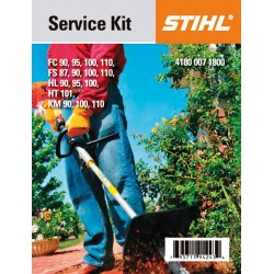 Kit de manutenção FS (Foices a motor)