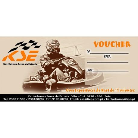 Voucher karting