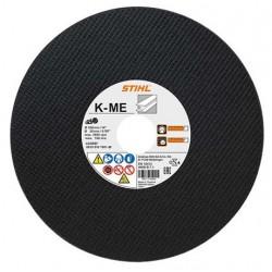 Disco de resina sintética para Aço K-ME
