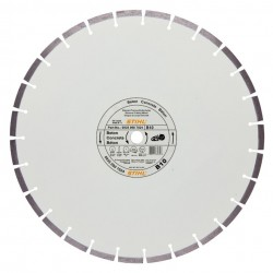 Disco diamante para Betão D-B10 350mm/3,0mm