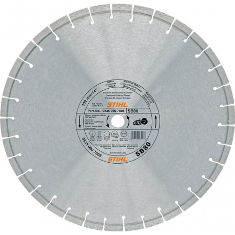 Disco diamante Universal (D-SB 80)