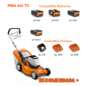 STIHL RMA 448 VC