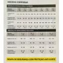 Calças STILH MULTI-PROTECT FS/HS